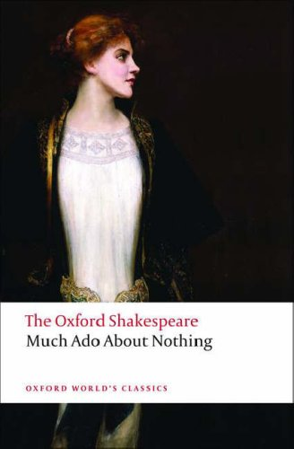 Much Ado about Nothing   2008 edition cover