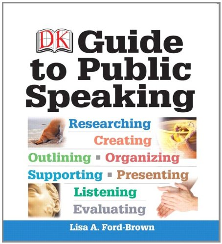 Guide to Public Speaking   2012 edition cover
