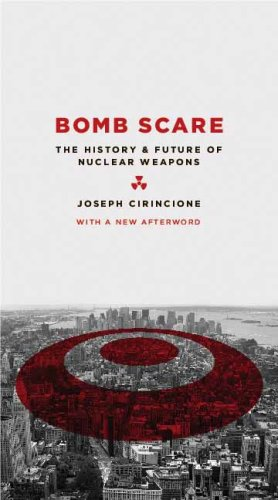 Bomb Scare The History and Future of Nuclear Weapons  2008 edition cover