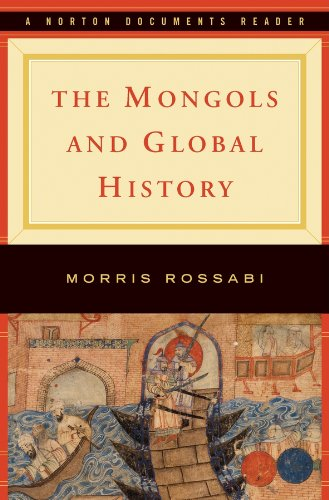 Mongols and Global History   2011 edition cover