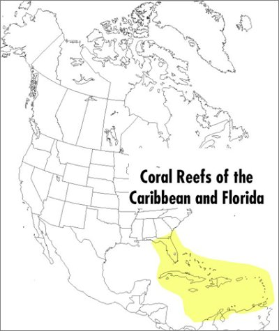 Field Guide to Coral Reefs Caribbean and Florida  1999 9780618002115 Front Cover