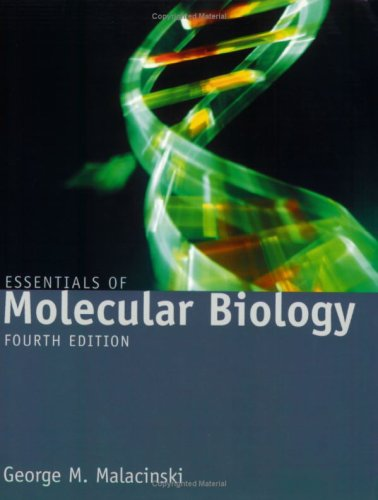 Essentials of Molecular Biology  4th 2003 (Revised) edition cover