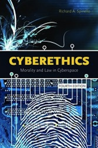 Cyberethics Morality and Law in Cyberspace 4th 2011 (Revised) edition cover
