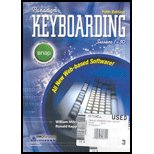 PARADIGM KEYBOARDING:SESS.1-30 5th 2006 9780763823115 Front Cover