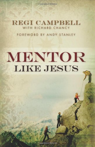 Mentor Like Jesus  N/A edition cover