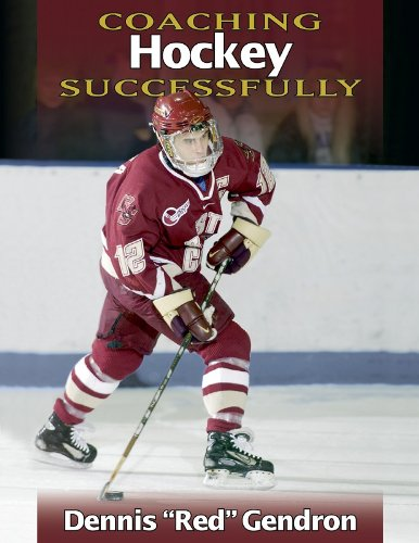 Coaching Hockey Successfully   2001 edition cover