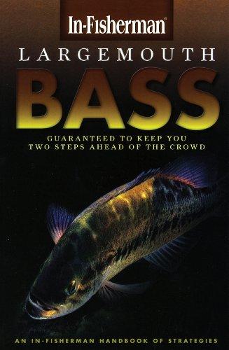 Largemouth Bass Handbook of Strategies  1990 edition cover