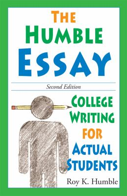Humble Essay An Introduction to College Writing 2nd edition cover