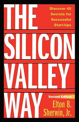 SILICON VALLEY WAY             N/A edition cover