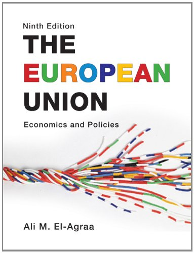 European Union Economics and Policies 9th 2011 (Revised) edition cover