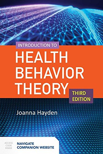 Introduction to Health Behavior Theory  3rd 2019 (Revised) 9781284125115 Front Cover