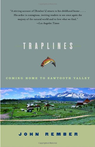 Traplines Coming Home to Sawtooth Valley N/A edition cover