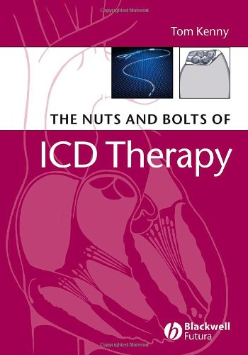 Nuts and Bolts of ICD Therapy   2010 edition cover