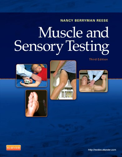 Muscle and Sensory Testing  3rd 2011 edition cover