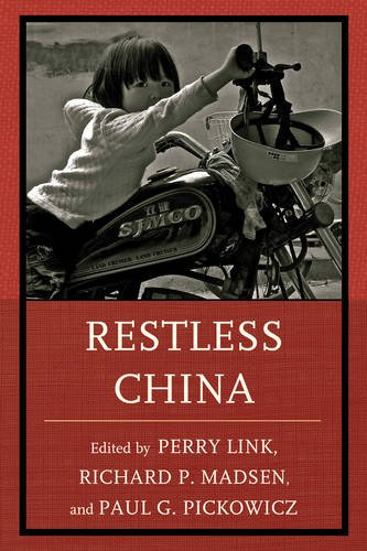 Restless China   2013 edition cover