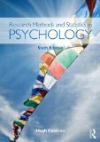 Research Methods and Statistics in Psychology  6th 2014 (Revised) edition cover