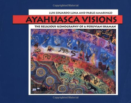 Ayahuasca Visions The Religious Iconography of a Peruvian Shaman  1999 edition cover