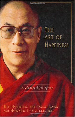 Art of Happiness A Handbook for Living  1998 9781573221115 Front Cover