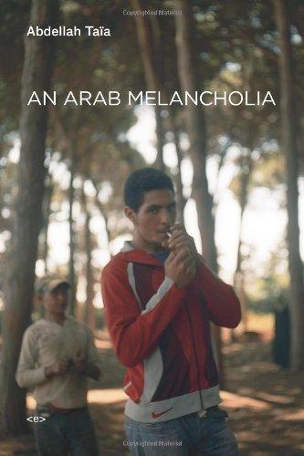 Arab Melancholia   2012 edition cover