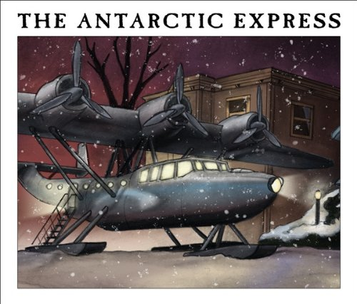 Antarctic Express N/A edition cover
