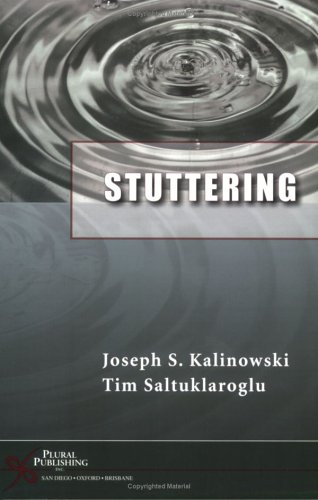 Stuttering   2006 9781597560115 Front Cover