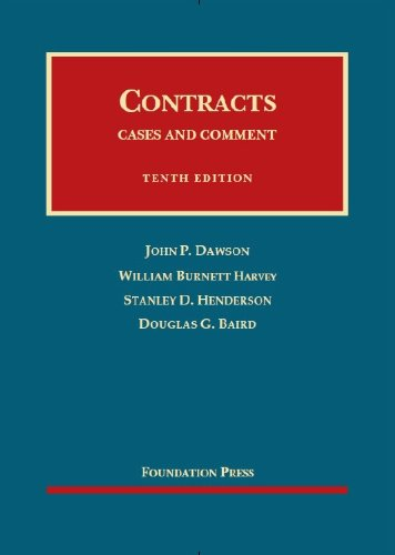 Contracts:   2013 edition cover