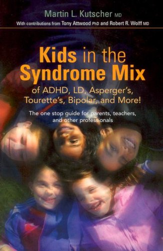 Kids in the Syndrome Mix of ADHD, LD, Asperger's, Tourette's, Bipolar, and More!  2nd 2006 edition cover