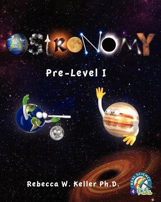 Astronomy Pre-Level I Textbook-Softcover N/A edition cover