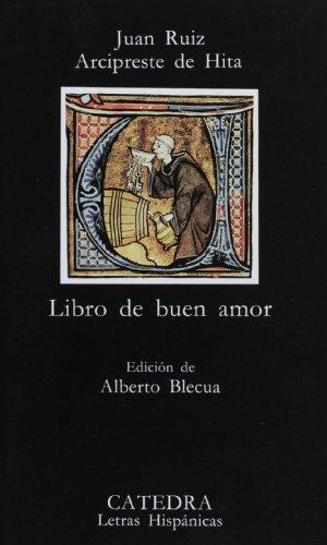 Libro de Buen Amor   1992 edition cover