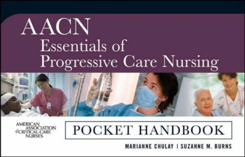 AACN Progressive Care Nursing   2007 9780071480116 Front Cover