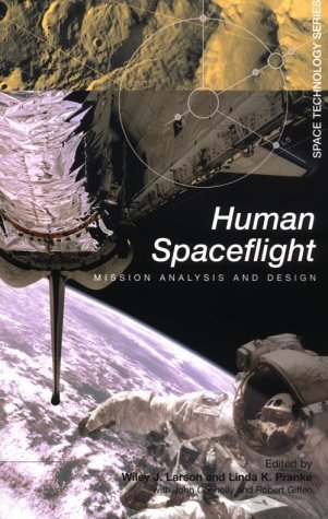 Human Spaceflight 1st 2000 edition cover