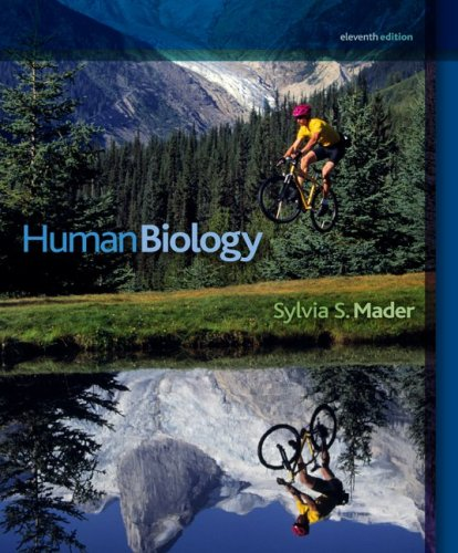 Human Biology 11th 2010 edition cover