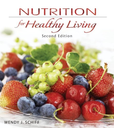 Nutrition for Healthy Living  2nd 2011 edition cover