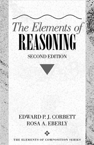 Elements of Reasoning  2nd 2000 (Revised) edition cover