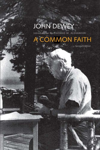 Common Faith  2nd 2013 9780300186116 Front Cover