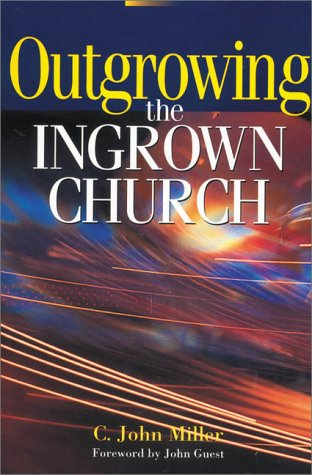Outgrowing the Ingrown Church   1986 edition cover