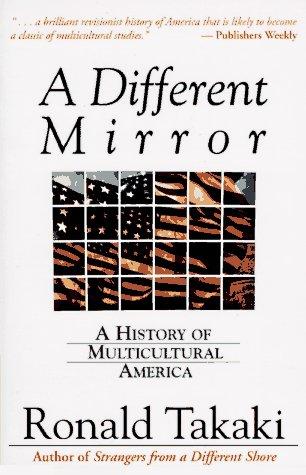 Different Mirror A History of Multicultural America  1993 edition cover