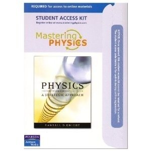 MasteringPhysics with Pearson EText Student Access Kit  6th 2008 edition cover