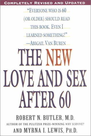 New Love and Sex after 60  3rd 2002 (Revised) edition cover