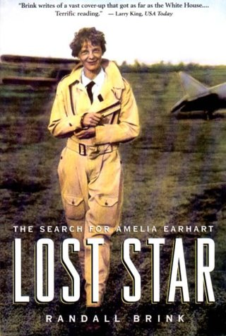 Lost Star The Search for Amelia Earhart N/A 9780393313116 Front Cover