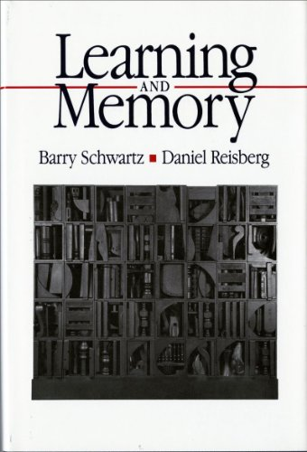 Learning and Memory  N/A edition cover