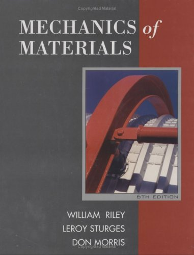 Mechanics of Materials  6th 2007 (Revised) edition cover