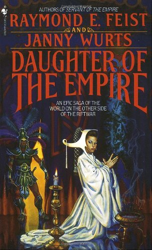 Daughter of the Empire   1987 edition cover
