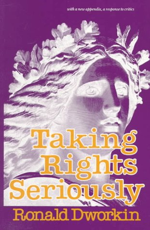 Taking Rights Seriously   1978 edition cover