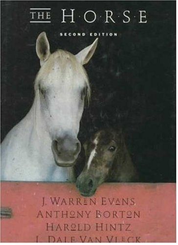 Horse  2nd 1990 9780716718116 Front Cover