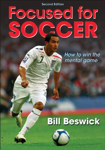 Focused for Soccer  2nd 2010 9780736084116 Front Cover
