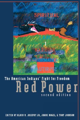 Red Power The American Indians' Fight for Freedom 2nd 1999 edition cover