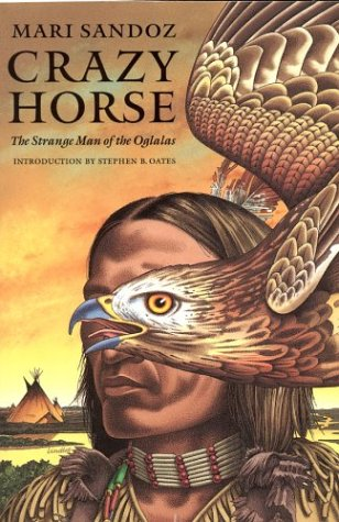 Crazy Horse The Strange Man of the Oglalas 50th 1992 (Reprint) edition cover
