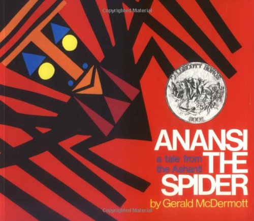 Anansi the Spider A Tale from the Ashanti 97th (Revised) edition cover