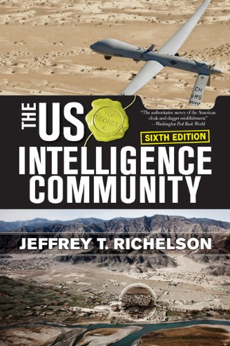 US Intelligence Community  6th 2012 edition cover